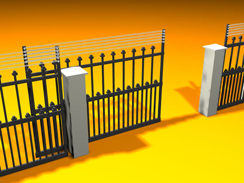 Secure Electrified Fencing And Security System